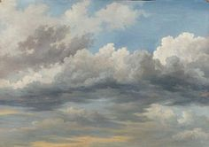 Sky Studies: Oil Sketches from the Thaw Collection | The Morgan Library & Museum