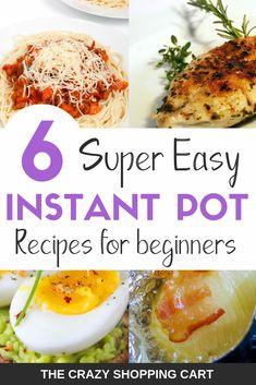 6 Easy Instant Pot R