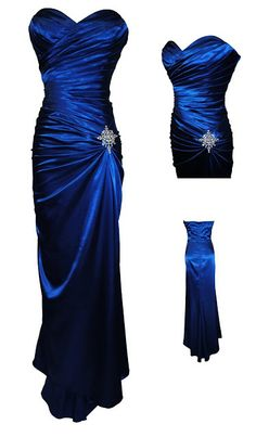 AsEstilo Store: THE ROYAL BLUE DRESS COLLECTION