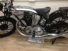 1930 Norton model 18