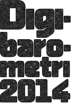 Tässä vielä digibarometrin sivut, joilla 6.2. julkaistaan 2014 barometri.