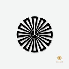 Triangle shape Designer wall clock Geometric Wall Clock by Osaree Clock Art, Diy Clock, Clock Decor, Clock Ideas, Art Decor, Outdoor Clock, Wall Watch, Cool Clocks, Wall Clock Design