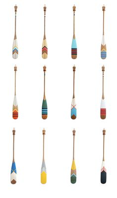 Oars by Norquay Co.