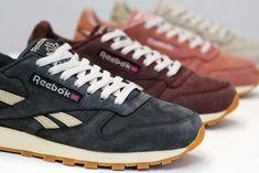 "Reebok Classic ""Nubuck"" Pack | KicksOnFire"