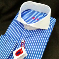 Cutaway by British Style Gentleman Style, Gentleman Fashion, Shirt Collar Styles, French Cuff Dress Shirts, Tie Accessories, Business Shirts, Mens Style Guide, Men Dress, Dress Shoes