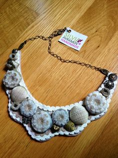 Hand made necklace!!!!!