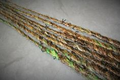 7 Camo Fuzzy Natural Style SE Synthetic by VariedTreasureFinds