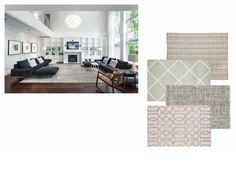 The Right Rug Size | Decorist Design Advice | - See more at: https://www.decorist.com/template/question-detail/7009/hello-i-have-a-question-about-rug-size-there-is-a-gorgeous-rug-on-etsy-i-want-to-buy-that-measures-83x12-however-the-wall/