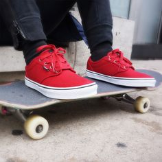 Time for your little skater to get rollin'! #cute #boys #kids #sneakers