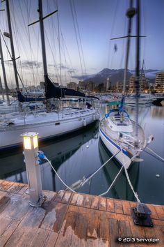 Puerto Deportivo - Marbella, Málaga Spain