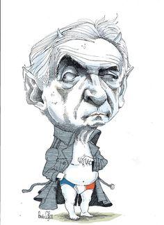 Dominque Strauss Kahn - Pancho Cajas