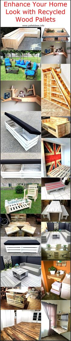 enhance-your-home-look-with-recycled-wood-pallets
