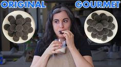 Pastry Chef Attempts To Make Gourmet Oreos Gourmet Makes Bon Appétitclaire bon appetit makes makes oreos saffitz makes oreos recipe to chef Homemade Oreo Cookies, Homemade Generator, Restaurant Guide, Best Sandwich, Pastry Chef, Pastry Recipe, Chef Recipes, Copycat Recipes, Food Trends