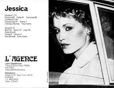 JESSICA LANGE 1975
