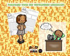 formulier voor een vervangende leerkrachte van katrotje speelleermateriaal voor kleuters
