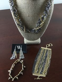 January 2015 Wantable Accessories & Jewelry Subscription Box Review #2 - #subscriptionbox http://mommysplurge.com/2015/01/january-2015-wantable-accessories-jewelry-subscription-box-review-2/