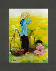 Tranh giấy xoắn kích thước 20cm x 25cm (Code: A53). Quilling painting dimension 20cm x 25cm (Code: A53). http://shopmynghe.com/detail2.php?id=2866