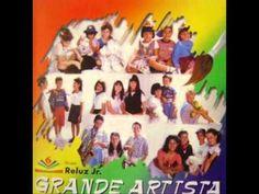 CD Grande Artista - Reluz Jr.