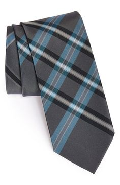 Burberry London 'Earl' Woven Silk Tie available at #Nordstrom