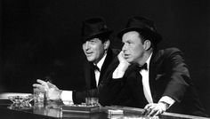 We raise a toast to Frank Sinatra's best drinking buddy…