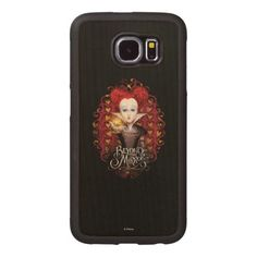 Alice in Wonderland - The Red Queen | Beyond the Mirror. Regalos, Gifts. #carcasas #cases