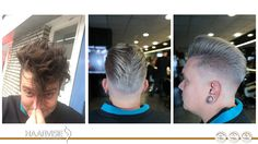 #haarvisie #haircolor #menhairstyle #hairstyles2017 #olaplex Top Stylist, Latest Fashion Trends, Hair Care, Hair Color, Stylists, Hairstyle, Beautiful, Hair Job, Haircolor