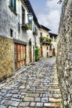 Photograph Montefioralle Village #1 by Dennis Rainville on 500px