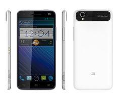 Grand S (ZTE). Este móvil de 5 pulgadas y 1080 píxeles, tiene sólo 6,9 mm de ancho (el más fino del mercado actualmente). Las cámaras (trasera de 13 Mpx y delantera de 2 Mpx) graban video a 1080 px.