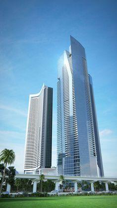 ПользовательA+Y Architects (D|F design)сохранил пины на доску «INSPIRATION IDEA -- Public Building | Exterior Design»