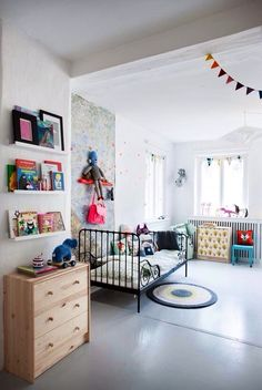 From the Lujo Inspiration Blog | Young n' Fun - loads of cool kids' spaces and awesome, easy decorating ideas: http://lujo.co.nz/blogs/lujo-inspiration-blog/11738673-interior-inspiration-young-n-fun