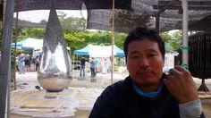 페미경 TV 이천국제조각심포지움 8월6~ 8월26일 안치홍 조각가