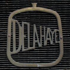Delahaye logo.