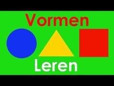 ▶ Leer Vormen Herkennen - YouTube Coaching, Museum, Infographic Education, Youtube, Stage, Carnival, Geometry, Drum, Training