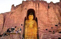 Bamiyan Buddha 'returns'