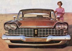 1959 Plymouth Sport Fury 2 Door Hardtop