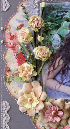 Such a Pretty Mess: Video Tutorial: How to Make Floral vines!