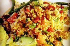 Goji Millet Tabouleh [Vegan, Gluten-Free]