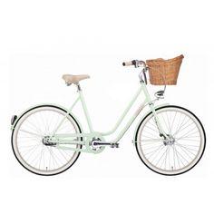 """Creme Molly Pistacchio 3s 26"""" Zgrabny, zwinny i na pewno modny rower. http://damelo.pl/damskie-rowery-miejskie-stylowe/175-rower-miejski-damski-creme-molly-pistacchio-3s-26.html"""