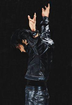 #Elvis Fantastic shot !!!