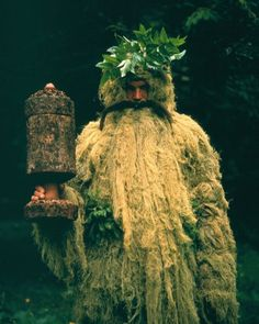 In Oberstdorf, an old village in Southern Bavaria, a unique ancient pagan tradition is still alive – the dance of the wild men (Wilde-Mändle-Tanz), which is held only in this small town, once in five years.