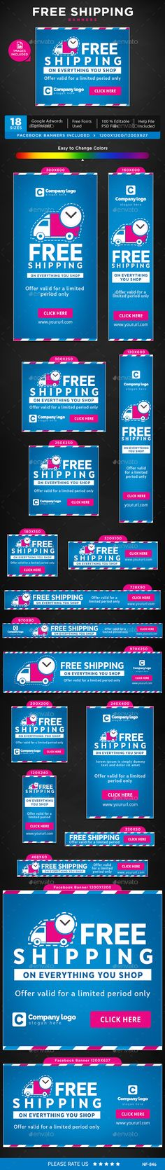 373 best misc banners images banner template web banners ad design