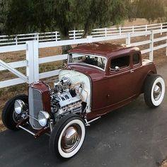 Nostalgia Ranch #fuel32  @nostalgia_ranch  Shop Fuel32.com Click link in bio  #1932ford #1931ford #1930ford  #1929ford #1928ford #32ford #highboy #deuce #coupe #hamb #ford #1932 #vintagecar #hopuplive #streetrod #hotrod #customcar #5window #3window #roadster #modela #livingthehighboylife Vintage Cars, Antique Cars, 1932 Ford, Street Rods, Custom Cars, Hot Rods, Ranch, Have Fun, Nostalgia