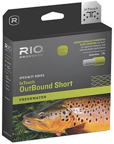 RIO InTouch Fresh Water Outbound Short WF6I Gray/Trans Yellow  http://fishingrodsreelsandgear.com/product/rio-intouch-fresh-water-outbound-short-wf6i-graytrans-yellow/  A neat, bullet-proof welded loop on the rear end for fast rigging Perfect for casting long distances
