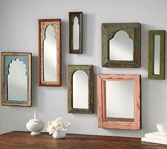 Isabella Mirrors #potterybarn
