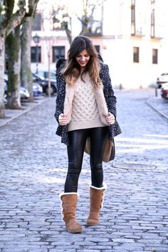 Style Guide: What to Wear With Ugg Boots That Will Keep You Stylish and Warm This Season                                                                                                                                                      More