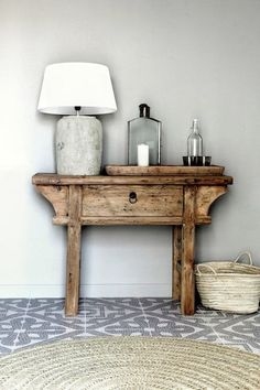 the perfect side table x