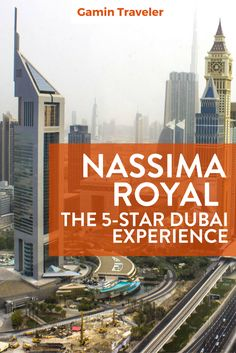 My luxury staying in Dubai was great. It was my first time visiting Middle East…
