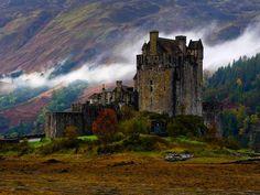 Eilean Donan Castle. - Pixdaus