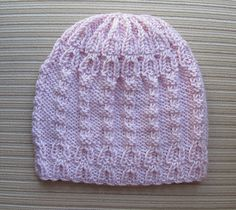 "Ravelry: Hat ""Liza"" for a Lady pattern by Elena Chen"