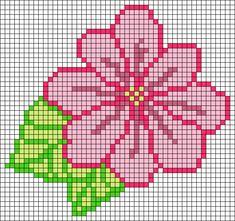Alpha friendship bracelet pattern added by neopets. 123 Cross Stitch, Cross Stitch Tree, Cross Stitch Flowers, Cross Stitch Charts, Cross Stitch Patterns, Loom Beading, Beading Patterns, Modele Pixel Art, Graph Paper Art